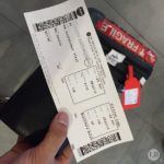 airasia boarding pass plane ticket