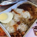 nasi lemak on board food airasia