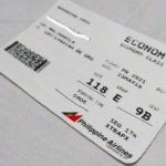 philippine airlines plane ticket
