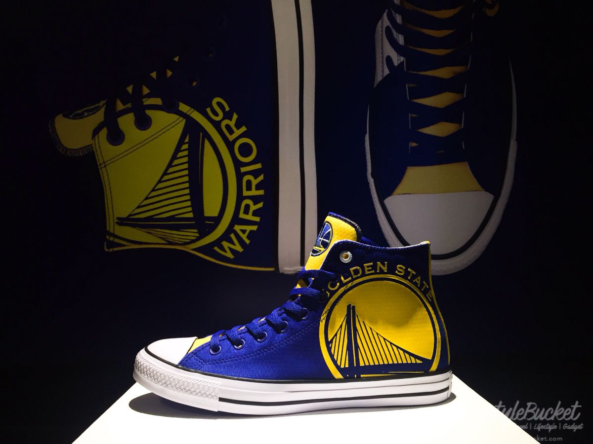 ec31f4ac31bc Basketball Fans to Enjoy Converse NBA Chuck All Star Collection. By Rey  Posted on October 1